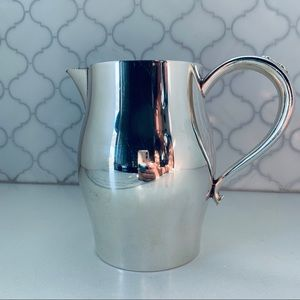 WM A Rogers Silverplate Water Pitcher